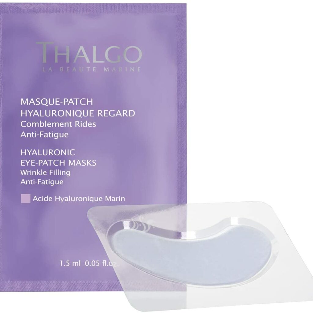 Masque patch hyaluronique